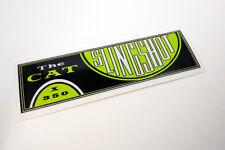 HPE CAT SLINGSHOT Mini Bike Handlebars DECAL | Vinyl Minibike STICKER