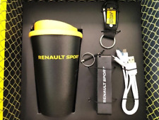 Genuine Renault Sport RS Gift Box Travel Mug Key Ring