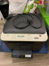 Samsung clx 3185 usb Stampante laser multifunzione colori fax/copy/scanner leggi