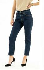 Levis 501 Original Crop Jeans  Salsa Stonewash  Blue 30 x 28 Brand New With Tags