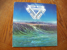 MIKE OLDFIELD AIRBORN 2LP 1980 STUDIO AND LIVE EXCELLENT VINYL