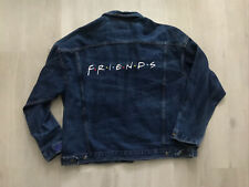 FRIENDS 📺 tv show 💕Nike Denim/Jean jacket promotional item⚡️RARE AF⚡️size XXL