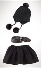 Baby Girl's Toddler Ralph Lauren Black Holiday Dress Skirt Size 2T Skirt Only