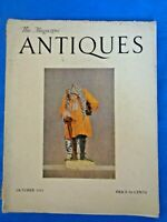 The Magazine Antiques 1944 Hester Bateman Silver Van Cortlandt Mansion A Fuller