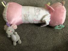 Babys Roll Pillow Toy Gym