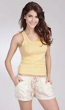 5 X E et D cotton Yoga sleepwear pajamas Lounge Shorts 10 12 14 S M L Assorted