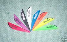 """NAP QuikSpin Plastic Arrow Vanes 2.25"""" Mix/Match Pkg 50"""