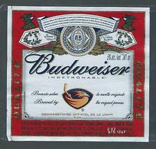 ATLANTA THRASHERS WINNIPEG JETS BUDWEISER LABEL NHL VERY RARE ONLY ONES ON EBAY