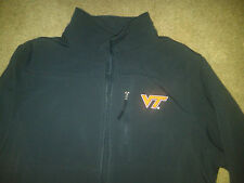 NWT VIRGINIA TECH HOKIES GRAY YUKON JACKET NICE!  SIZE MEDIUM