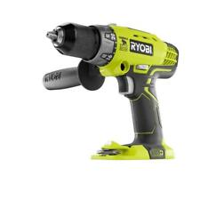 Ryobi P214 - 18-Volt ONE+ Cordless 1/2 in. Hammer Drill/Driver with Handle
