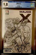MAJOR X #1 3rd Print 1:25 Ratio Rob Liefeld Sketch Variant 2019 Cable Deadpool