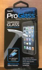 NEW Tzumi Proglass Tempered Glass Screen Protector iPhone 5 5s SE 5c