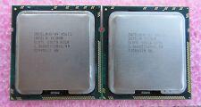 Lot of 2 Intel Xeon X5675 LGA 1366 6.4 GT/s 3.06GHz 12 MB  CPU Prozessoren