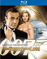 From Russia With Love Sean Connery PG DVD & Blu-ray Movies