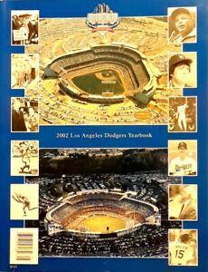 2002 Los Angeles Dodgers Yearbook