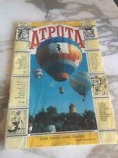 Latvian Atputa Illustrated Magazine 1992