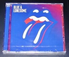 THE ROLLING STONES BLEU & LONESOME CD EXPÉDITION RAPIDE
