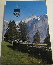 Switzerland bergbahn Grindlewald Schreckhorn 38937 Gyger - unposted