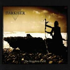CD DARKHER - The Kingdom Field (EP-Digipak) in TOPZUSTAND