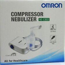 Omron NE-C803 Portable Compressor Nebuliser Adult Kid Inhaler