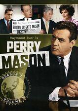 Perry Mason: Season 7, Vol. 1 [4 Discs] DVD Region 1