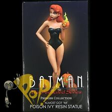 BATMAN Animated Series POISON IVY Premier Collection Resin STATUE Diamond Select