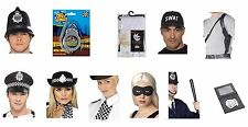 Unisex Policeman Police Women Fancy Dress Accessory Kits Stag Hen Party theme Do