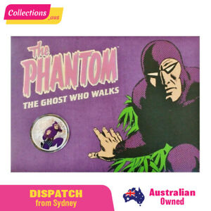 2016 - The Phantom Prestige Stamp and Phantasy Coin Set Limited Edition PNC