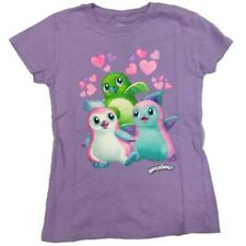Hatchimals Hearts Girls kids T-shirt t shirt tee New