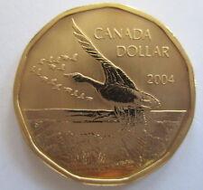 2004 CANADA $1 FLYING GOOSE SPECIMEN DOLLAR COIN