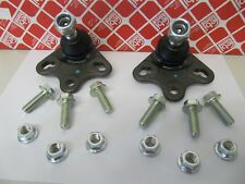 2x Febi Ball Joint Mercedes A- and B Class W169 and W245 Set for Front