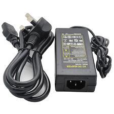 Calidad 12V 6A 6 Amp 72W DC Adaptador De Fuente De Alimentación Transformador Tira De Led, cctv,