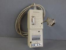 6GK15000DA00       - SIEMENS -      6GK1500-0DA00   /   Bus terminal RS485  USED