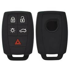 For Volvo XC90 C70 S60 D5 V50 S40 C30 Silicone Remote Key Case Fob Cover Sleeve