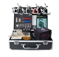 New Tattoo sets 4 Machine kit de tatouage complètent set supply