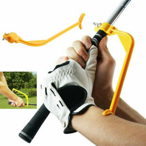 Golf Swingyde Swinging Swing Training Aid Tool Trainer Wrist Control Gesture CH
