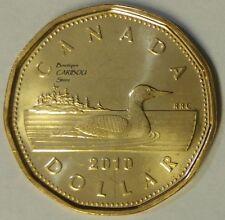 2010 Canada Loonie BU