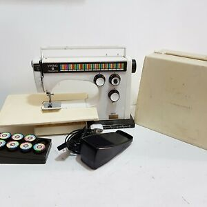 Husqvarna Viking 6000 Series (64-40) Vintage Sewing Machine