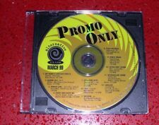 PROMO ONLY ALTERNATIVE CLUB MARCH 1999 CD