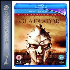 Gladiator - 15Th Anniversary Edition *Brand New Blu-Ray Region Free*