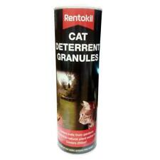 Rentokil Cat Deterrent Granules Natural 500g Deter from Digging, Fouling Gardens