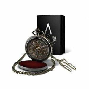 Assassins Creed Unity Arno Pocket Watch - Exclusive Limited Origins Odyssey