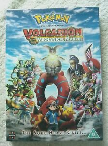 77410 DVD - Pokemon Volcanion And The Mechanical Marvel [NEW / SEALED]  2017  MA
