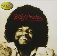 BILLY PRESTON Ultimate Collection NEW & SEALED CD  R&B / SOUL /  NORTHERN SOUL