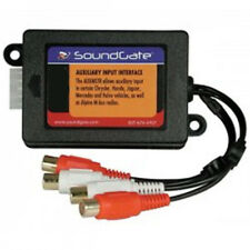 Soundgate CRZNAUX2 Dodge Chrysler Jeep Zune to Factory Radio Integration Kit