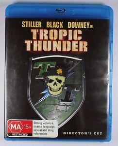 Tropic Thunder Blu Ray Directors Cut
