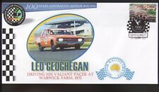 GEOGHEGAN AUST RACING GREATS COVER, 1971 VALIANT PACER