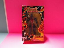 "Marvel Universe Union Jack 10""in Figure Toy Biz 1998 Fully Poseable w/Knife"