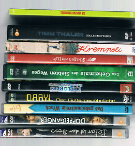 Jugendfilme / Kinderfilme auswählen z.B. Explorers / Timm Thaler / Heintje