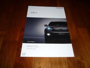 Honda CR-V Prospekt Ukraine